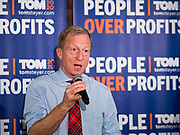 05 JANUARY 2020 - MARSHALLTOWN, IOWA: Steyer, a California businessman, is campaigning to be the Democratic nominee for the US Presidency in 2020. Iowa holds the first selection event of the 2020 election cycle. The Iowa Caucuses are Feb. 3, 2020.             PHOTO BY JACK KURTZ