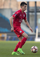 Football - 2016 / 2017 FA Cup - Fifth Round: Millwall vs. Leicester City <br /> <br /> Bartosz Kapustka of Leicester City at The Den<br /> <br /> COLORSPORT/DANIEL BEARHAM