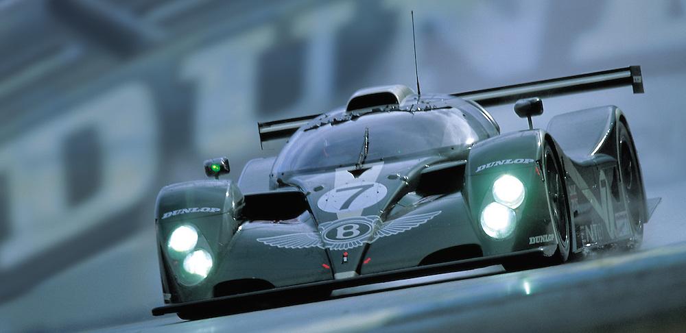 Motorsport - Bentley LeMansQ2