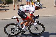 John Degenkolb (GER - Trek - Segafredo) during the Tour de France 2018, Stage 4, Team Time Trial, La Baule - Sarzeau (195 km) on July 10th, 2018 - Photo Kei Tsuji / BettiniPhoto / ProSportsImages / DPPI