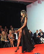 Naomi Campbell walks on the runway while Ivana Trump looks on..Fashion For Relief Japan Fundraiser Hosted by Naomi Campbell..2011 Cannes Film Festival..Cannes Center..Cannes, France..Monday, May 16, 2011..Photo By CelebrityVibe.com..To license this image please call (212) 410 5354; or.Email: CelebrityVibe@gmail.com ;.website: www.CelebrityVibe.com