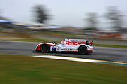Alex Brundle, Alex Buncombe and Tom Kimber-Smith, Greaves Motorsports (P2) Nissan Zytek Z11SN, Petit Le Mans. Oct 18-20, 2012. © Jamey Price.
