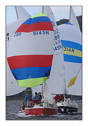 Brewin Dolphin Scottish Series 2011, Tarbert Loch Fyne - Yachting..Class 9 WInner, GBR 8145N, Scruples, Sonata