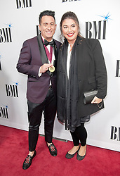 Nov. 13, 2018 - Nashville, Tennessee; USA - SOngwriter JESSE FRASURE  attends the 66th Annual BMI Country Awards at BMI Building located in Nashville.   Copyright 2018 Jason Moore. (Credit Image: © Jason Moore/ZUMA Wire)