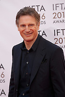 Actor Liam Neeson at the IFTA Film & Drama Awards (The Irish Film & Television Academy) at the Mansion House in Dublin, Ireland, Saturday 9th April 2016. Photographer: Doreen Kennedy