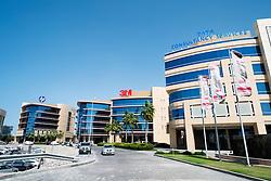 Office buildings located at Dubai Internet City in United Arab Emirates UAE