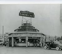 1936 Carpenter's Drive in at Sunset Blvd. & Vine St.