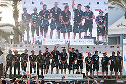 Artemis Racing wins the ACWS in  Bermuda! Race day 2 of the America's Cup World Series event in Bermuda. 18th of October, 2015, Bermuda.