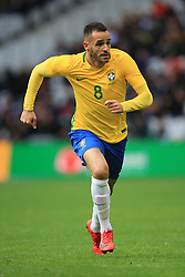 10 November 2017 -  International Friendly - Japan v Brazil - Renato Augusto of Brazil - Photo: Marc Atkins/Offside