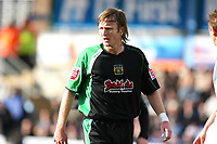 Fotball<br /> England<br /> Foto: Colorsport/Digitalsport<br /> NORWAY ONLY<br /> <br /> Yeovil Town's Player Manager Terry Skiverton<br /> Brighton and Hove Albion vs Yeovil Town at the Withdean Stadium Brighton. Coca Cola Football League One. 14/03/2009