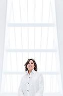 Rhonda Hamm-Niebruegge is the director of Lambert-St. Louis International Airport.
