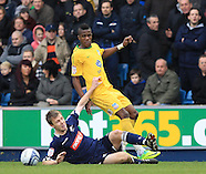 Millwall v Crystal Palace 311211