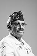 Dallas Love<br /> Army<br /> E-7<br /> Artillery<br /> 1974 - 1995<br /> Desert Shield, Desert Storm<br /> <br /> Veterans Portrait Project<br /> St. Louis, MO