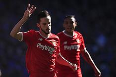 RCD Espanyol v Sevilla CF 20 Jan 2018