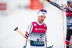 Nordic Combined 10 km Gundersen - 10 March 2018