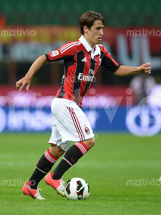FUSSBALL INTERNATIONAL   SERIE A   SAISON 2012/2013    AC Mailand - Atalanta  15.09.2012 Bojan (AC Mailand)