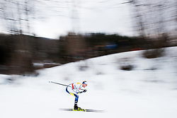 January 6, 2018 - Val Di Fiemme, ITALY - 180106 Oskar Svensson of Sweden competes in men's 15km mass start classic technique during Tour de Ski on January 6, 2018 in Val di Fiemme..Photo: Jon Olav Nesvold / BILDBYRN / kod JE / 160123 (Credit Image: © Jon Olav Nesvold/Bildbyran via ZUMA Wire)