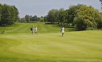 VIJFHUIZEN - Haarlemmermeersche Golf Club. Hole 9  COPYRIGHT KOEN SUYK