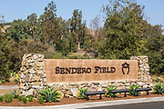 Sendero Field Monument in Rancho Mission Viejo
