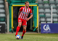 Sunderland Midfielder Max Power (6) on the ball ,full length portrait  during the EFL Sky Bet League 1 match between Plymouth Argyle and Sunderland at Home Park, Plymouth, England on 1 May 2021.