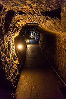63. Iwami Ginzan Silver Mine 清水谷製錬所跡 was an active mine from the 16th through the early 20th century. The fine quality of the silver produced here had a huge influence on the local economy as well as on economies around the world. The remnants of this mining town and its old-fashioned shops harked back to the time when the town's prosperity was built on silver. These days its riches derive from tourism.
