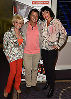 Dame Barbara Windsor, Scott Mitchell  and Caroline Monk  at the Children's Charity Variety Great Day's Out  hosting  special The Tiger Who Came to Tea lunch party with 120 disabled and disadvantaged school children from London, Surrey and Kent at Raddison Blu, Portman Square, London 23rd September 201