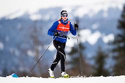January 2, 2018 - Oberstdorf, GERMANY - 180102 Nathalie von Siebenthal of Switzerland during a training session in Tour de Ski on January 2, 2018 in Oberstdorf..Photo: Jon Olav Nesvold / BILDBYRN / kod JE / 160116 (Credit Image: © Jon Olav Nesvold/Bildbyran via ZUMA Wire)
