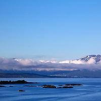 Europe, Norway, Molde. Molde Scenery.