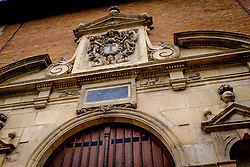 Entrance to the Musée des Augustins (Augustins Museum) in the centre of Toulouse, France<br /> <br /> (c) Andrew Wilson | Edinburgh Elite media
