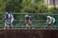 Niklas Axelsson of Sweden Serramenti (PVC Diqugiovanni -Androni Giocattoli) in last 4th stage of the 15th Tour de Slovenie from Celje to Novo mesto (157 km), on June 14,2008, Slovenia. (Photo by Vid Ponikvar / Sportal Images)/ Sportida)