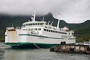 Moorea Ferry, French Polynesia
