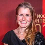 NLD/Amsterdam/20181219 - NOC*NSF Sportgala 2018, Yara van Kerkhof shorttrackster