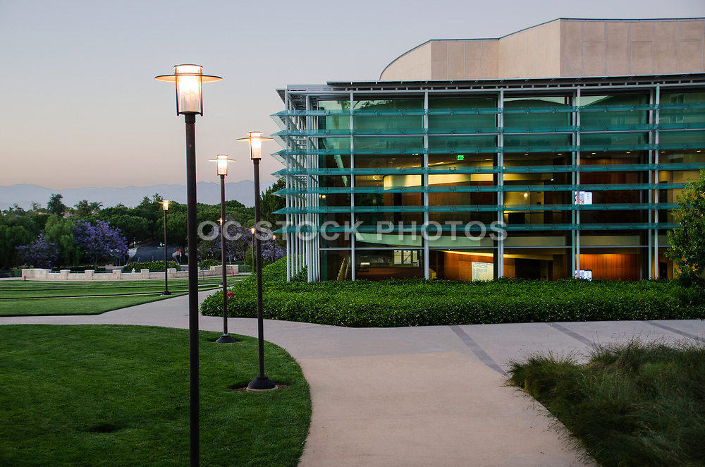Performing Arts Center at Soka University