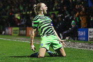 Forest Green Rovers v Swindon Town 211219