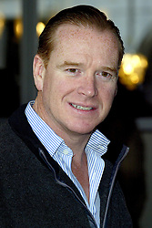 James Hewitt arrives at the Press launch for ITV's Celebrity Wrestling, London. <br />