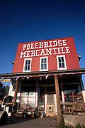 Polebridge Mercantile, Montana.