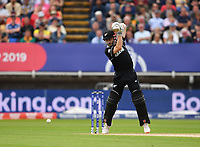 Cricket - 2019 ICC Cricket World Cup - Group Stage: New Zealand vs. South Africa<br /> <br /> New Zealand's Kane Williamson in action today during the ICC Cricket World Cup match between New Zealand and South Africa, at Edgbaston, Birmingham.<br /> <br /> COLORSPORT/ASHLEY WESTERN