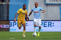 "Foto Filippo Rubin<br /> 26/03/2017 Ferrara (Italia)<br /> Sport Calcio<br /> Spal vs Frosinone - Campionato di calcio Serie B ConTe.it 2016/2017 - Stadio ""Paolo Mazza""<br /> Nella foto: PASQUALE SCHIATTARELLA<br /> <br /> Photo Filippo Rubin<br /> March 26, 2017 Ferrara (Italy)<br /> Sport Soccer<br /> Spal vs Frosinone - Italian Football Championship League B ConTe.it 2016/2017 - ""Paolo Mazza"" Stadium <br /> In the pic: PASQUALE SCHIATTARELLA"