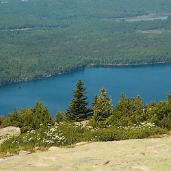 Acadia National Park, Maine, Mount Desert Island, Cadillac Mountain