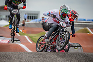 #211 (EVANS Kyle) GBR  at Round 8 of the 2019 UCI BMX Supercross World Cup in Rock Hill, USA