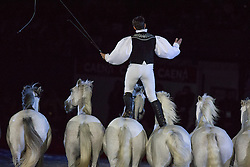 Opening Ceremony, Lorenzo<br /> Alltech FEI World Equestrian Games™ 2014 - Normandy, France.<br /> © Hippo Foto Team - Dirk Caremans<br /> 25/06/14