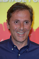 Mediaset presents media coverage of the World Cup soccer in Brazil at Ciudad del Futbol, Madrid. In the pic: Paco Gonzalez. May 27, 2014. (ALTERPHOTOS / Nacho Lopez)