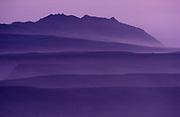 Point Reyesfrom Mount Vision,Point Reyes National Seashore, California