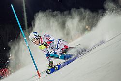 "29.01.2019, Planai, Schladming, AUT, FIS Weltcup Ski Alpin, Slalom, Herren, 1. Lauf, im Bild Victor Muffat-Jeandet (FRA) // Victor Muffat-Jeandet of France in action during his 1st run of men's Slalom ""the Nightrace"" of FIS ski alpine world cup at the Planai in Schladming, Austria on 2019/01/29. EXPA Pictures © 2019, PhotoCredit: EXPA/ Dominik Angerer"