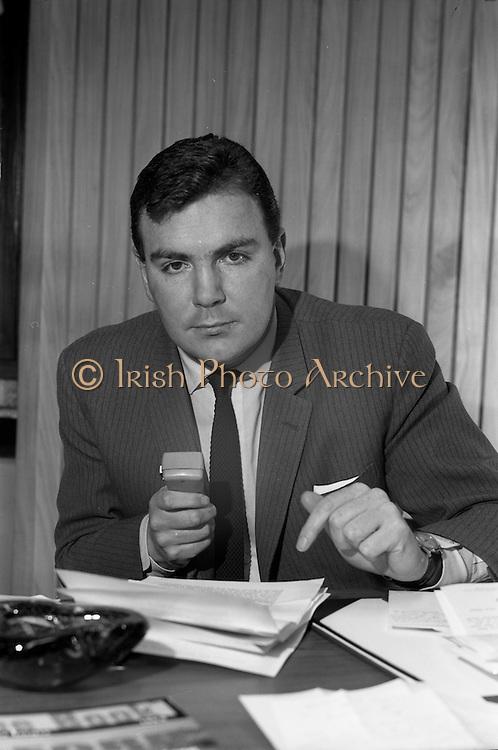 29/12/1966<br /> 12/29/1966<br /> 29 December 1966<br /> Mr. A.J. (Tony) O'Reilly, Managing Director of Irish Sugar Co. at his office in Irish Sugar Co. headquarters at Earlsfort Terrace, Dublin.