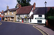 AMFY3E Land use change pub now a house Halesworth Suffolk England