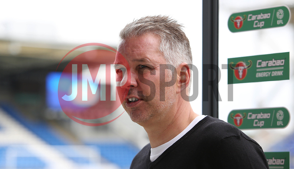 Peterborough United Manager Darren Ferguson - Mandatory by-line: Joe Dent/JMP - 05/09/2020 - FOOTBALL - Weston Homes Stadium - Peterborough, England - Peterborough United v Cheltenham Town - Carabao Cup