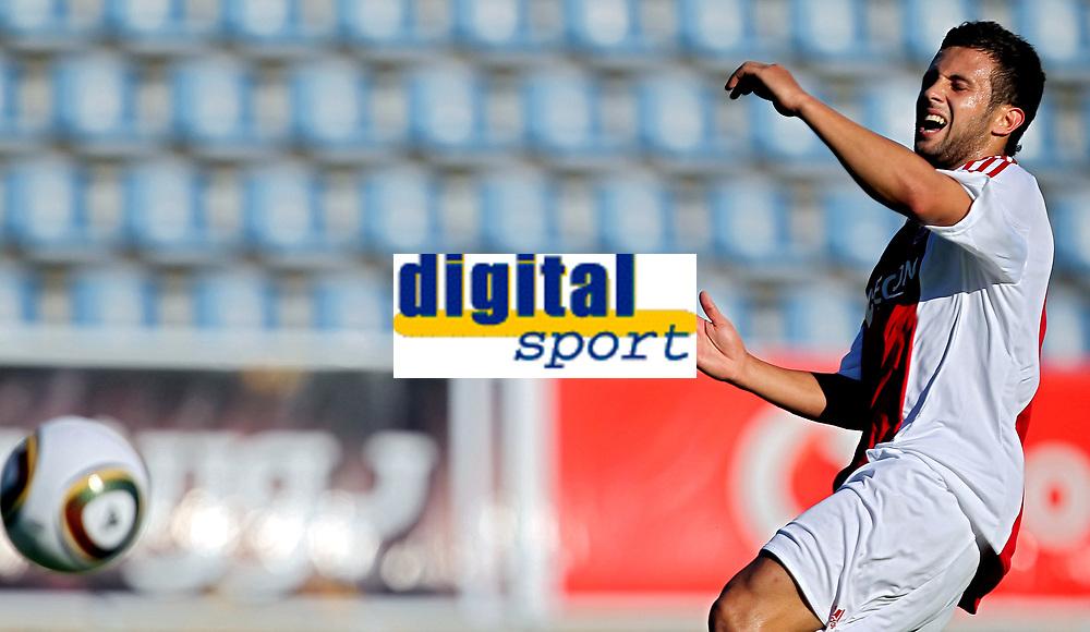 Fotball<br /> 08.07.2010<br /> Foto: Gepa/Digitalsport<br /> NORWAY ONLY<br /> <br /> Niederlaendische Eredivisie, Egyptian Premier League, AFC Ajax Amsterdam vs Al Ahly Cairo<br /> <br /> Bild zeigt Miralem Sulejmani (Ajax).