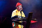Devo at the Benicasim festival in 2007