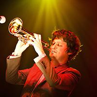 London, Uk - 14 September: Beirut perform live at the HMV Hammersmith Apollo.